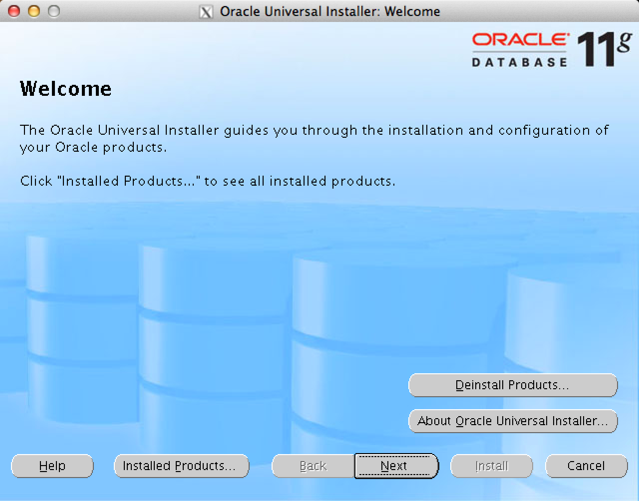 download oracle 11g client linux 64